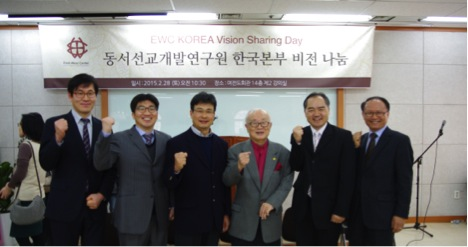 Opening Ceremony of the EWC Korean Office